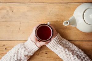 minimalist tea for one