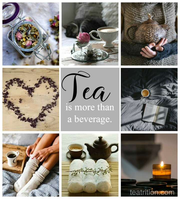 tea is more than a beverage